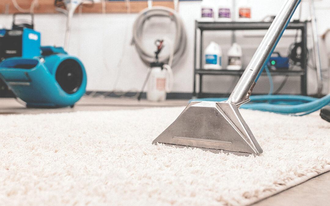 Tapis : 4 raisons de les nettoyer en profondeur